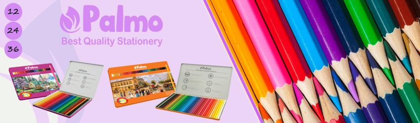 مداد رنگی های پالمو - مدادینت